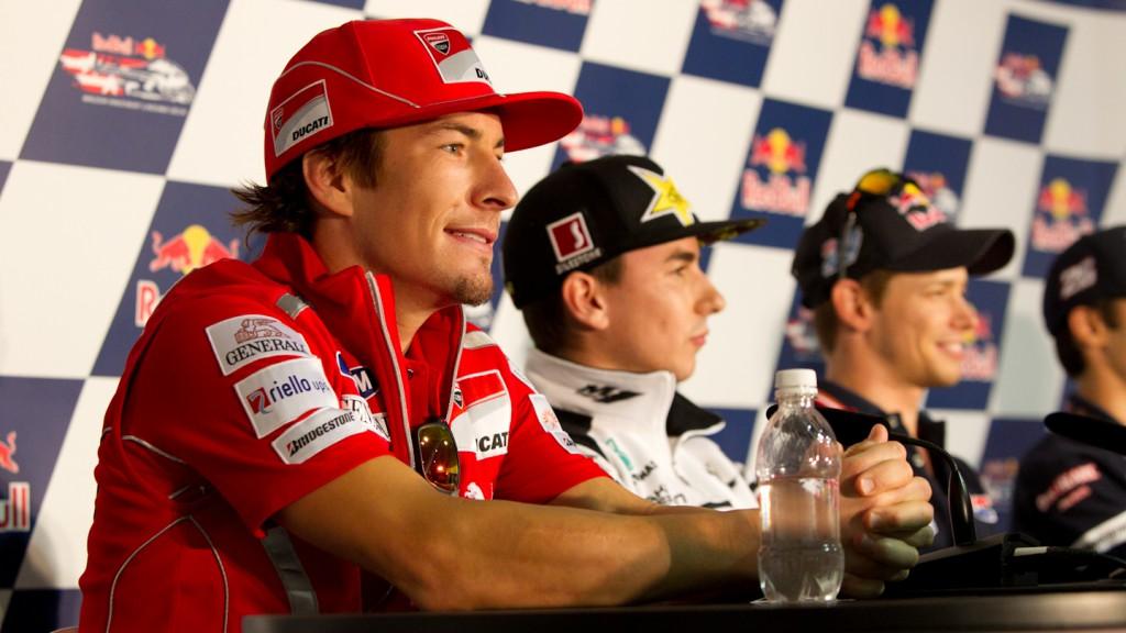Nicky Hayden, Ducati Team, Laguna Seca