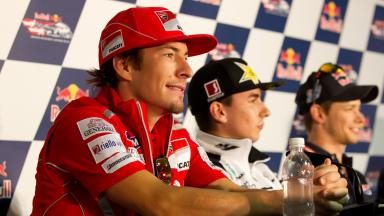 Red Bull US GP Pre-event Press Conference