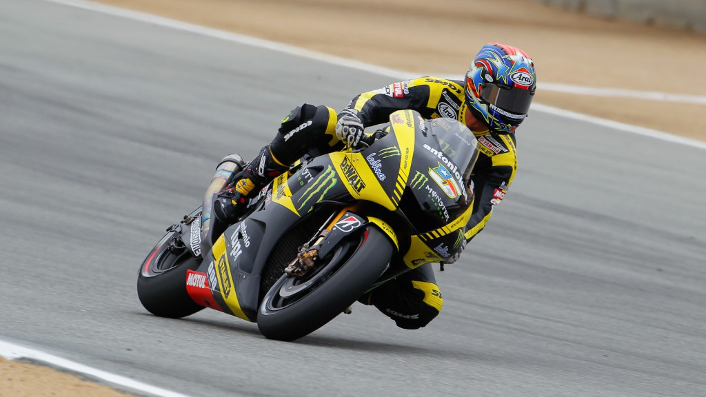 Colin Edwards, Monster Yamaha Tech3, Laguna Seca QP