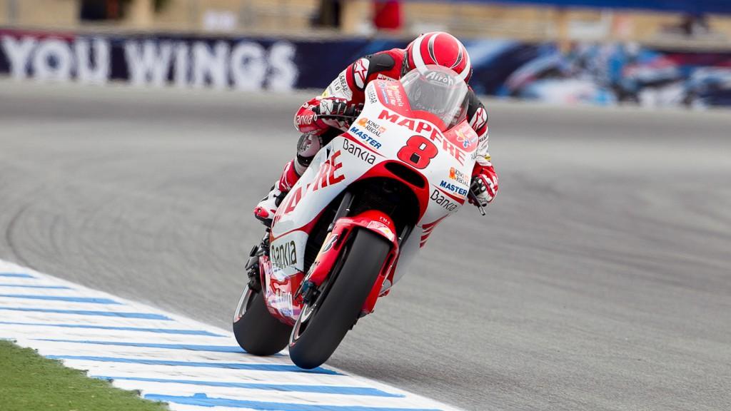 Hector Barbera, Mapfre Aspar Team MotoGP, Laguna Seca FP2