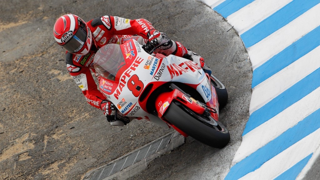 Hector Barbera, Mapfre Aspar Team MotoGP, Laguna Seca FP3