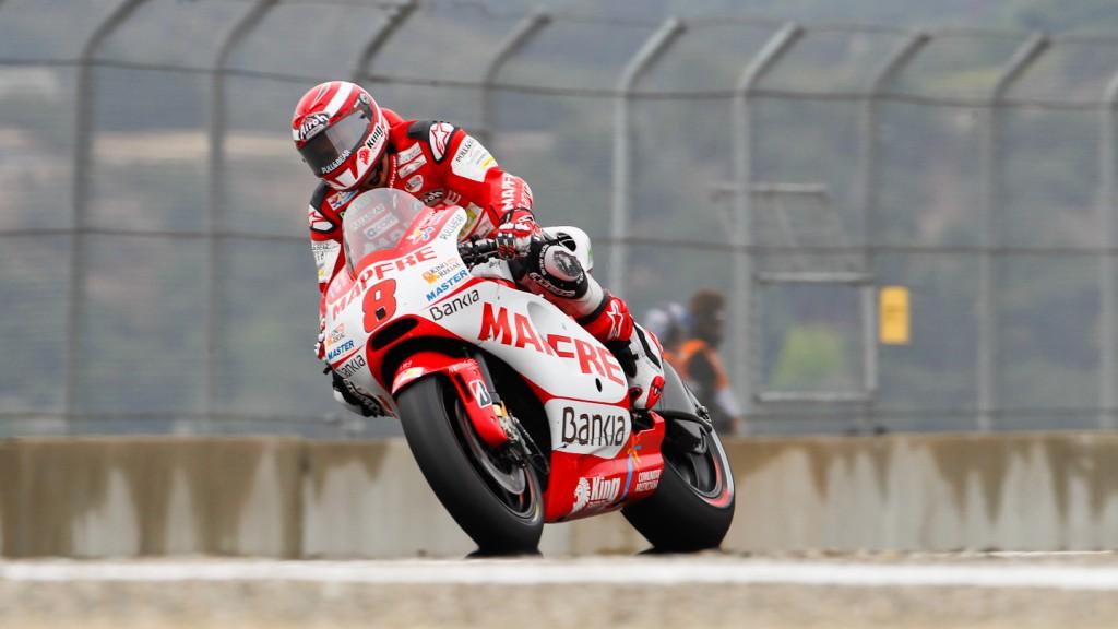 Hector Barbera, Mapfre Aspar Team MotoGP, Laguna Seca QP