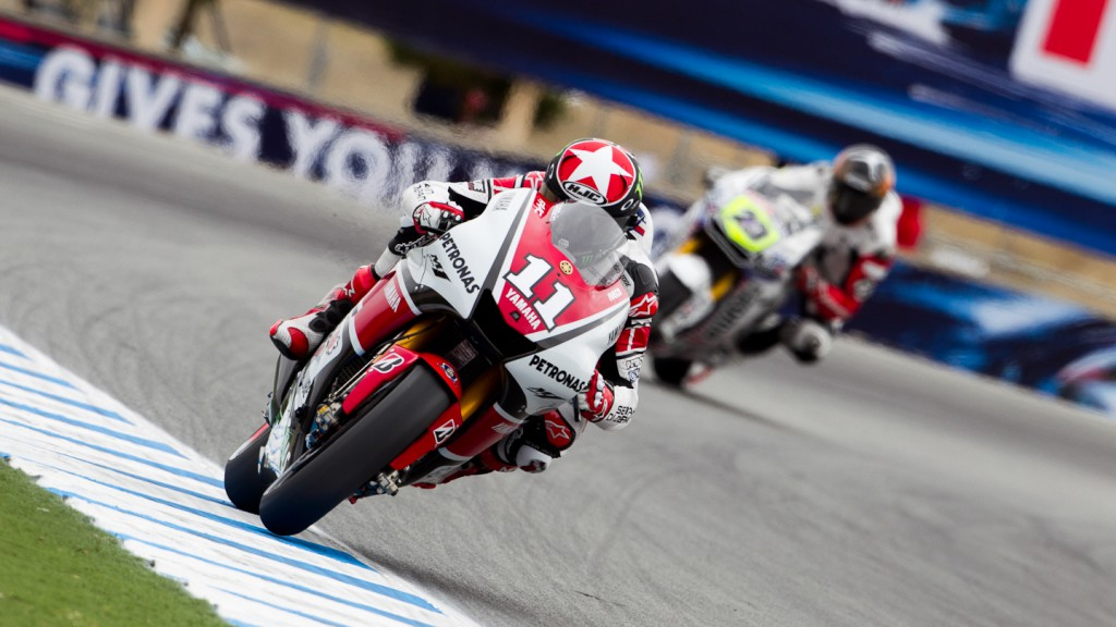 Ben Spies, Yamaha Factory Racing, Laguna Seca QP