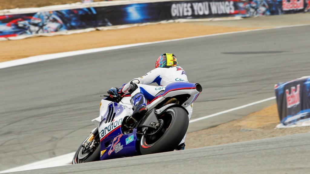 Karel Abraham, Cardion AB Motoracing, Laguna Seca QP