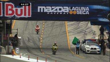 Laguna Seca 2011 - MotoGP - FP3 - Full session
