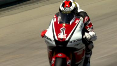 Laguna Seca 2011 - MotoGP - QP - Highlights
