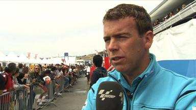 Laguna Seca 2011 - MotoGP  - Interview - Paul Denning