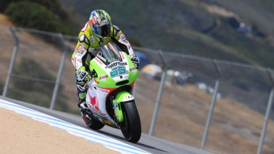 Loris Capirossi, Pramac Racing Team, Laguna Seca QP