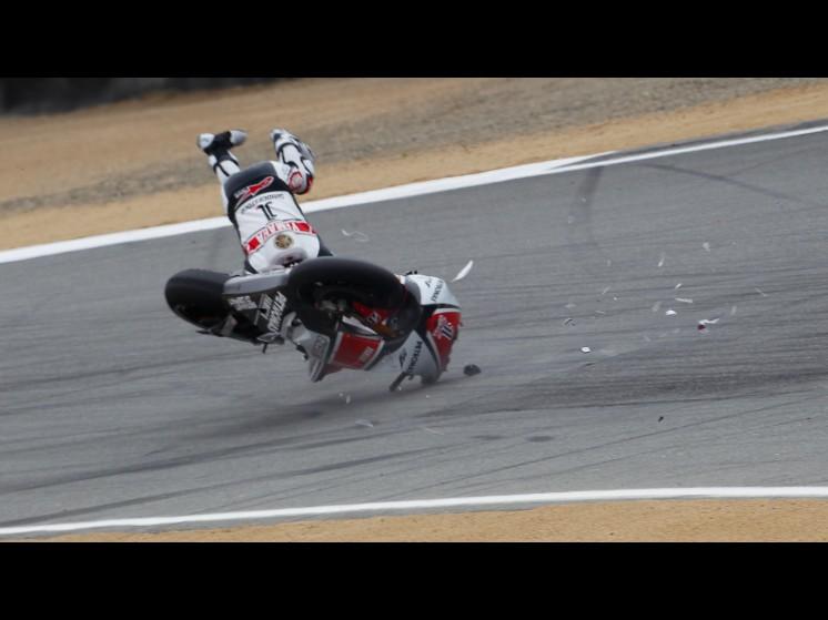 -Moto GP- Season 2011- - lorenzo crash usa fp309 slideshow
