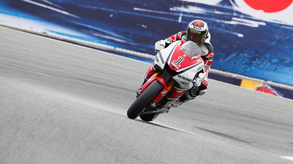 Jorge Lorenzo, Yamaha Factory Racing, Laguna Seca RAC
