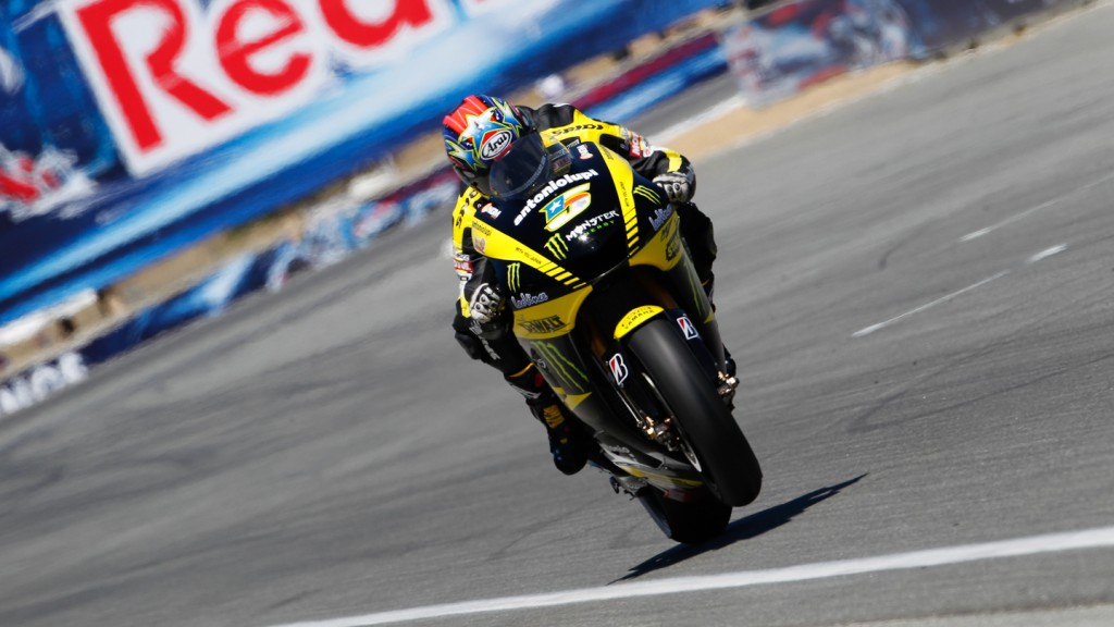 Colin Edwards, Monster Yamaha Tech 3, Laguna Seca RAC