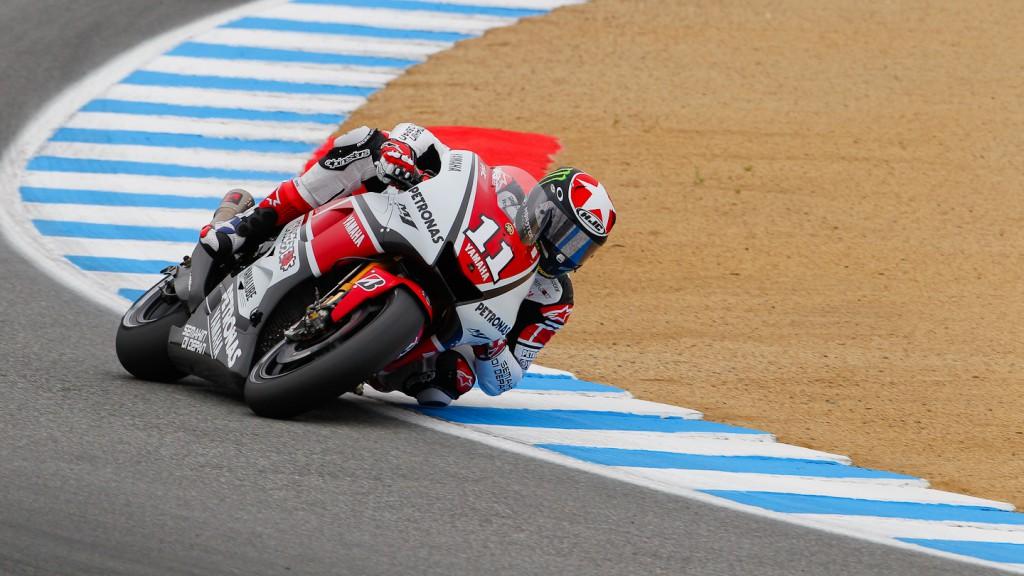 Ben Spies, Yamaha Factory Racing, Laguna Seca WUP