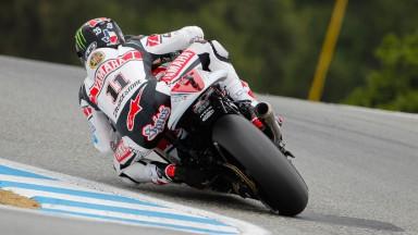 Ben Spies, Yamaha Factory Racing, Laguna Seca RAC