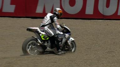 Laguna Seca 2011 - MotoGP - Race - Action - Ben Bostrom