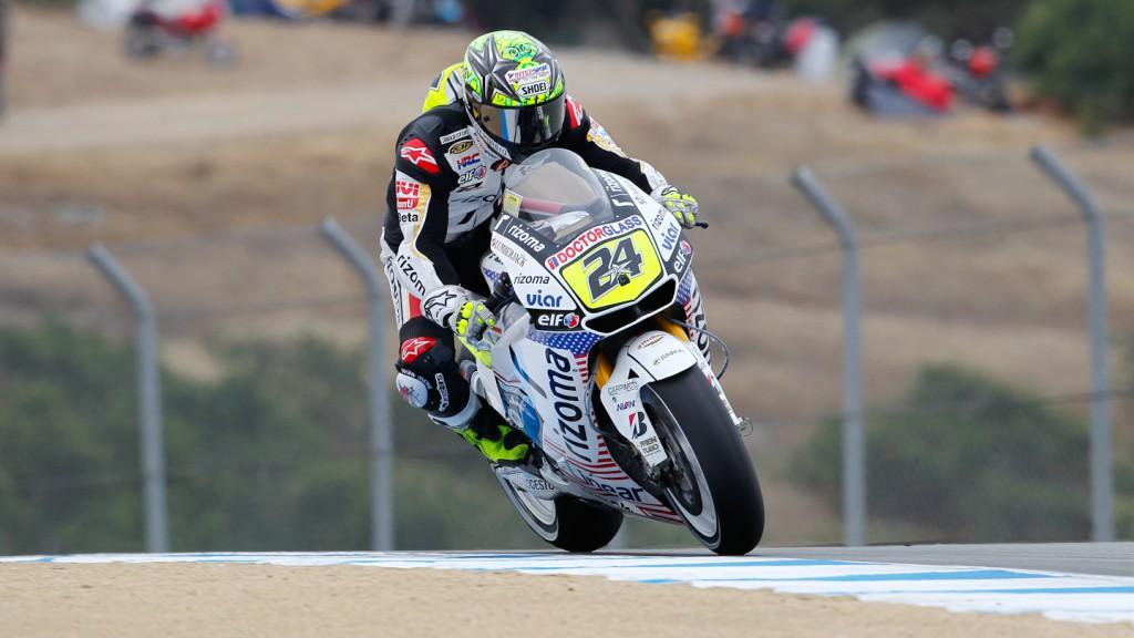 Toni Elias, LCR Honda MotoGP, Laguna Seca RAC