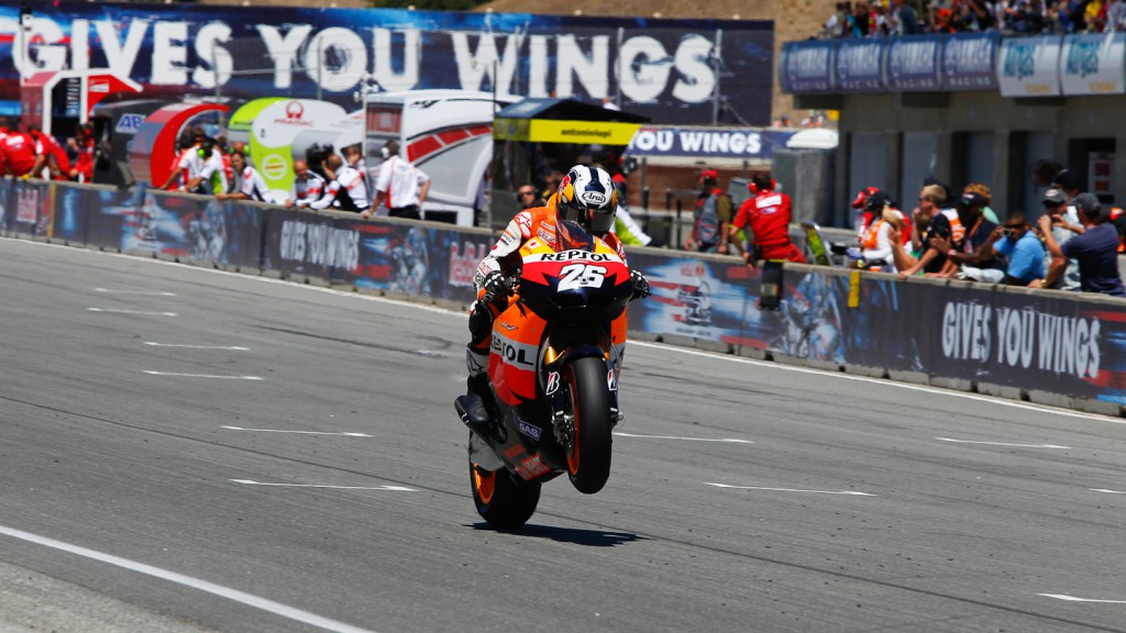 Dani Pedrosa, Repsol Honda Team, Laguna Seca RAC