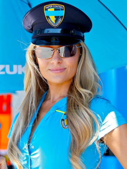 Paddock Girl, Red Bull U.S.Grand Prix