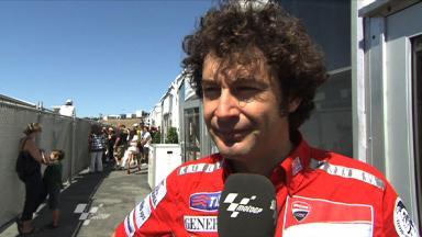 Laguna Seca 2011 - MotoGP - Interview - Alessandro Cicognani
