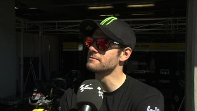 Crutchlow disappointed with US result