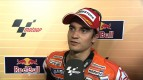 Pedrosa podium a satisfaction