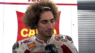 Simoncelli disappointed with DNF