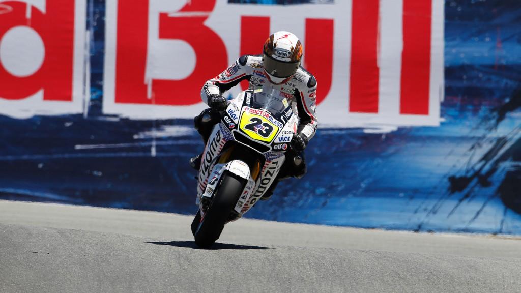 Ben Bostrom, LCR Honda MotoGP, Laguna Seca RAC