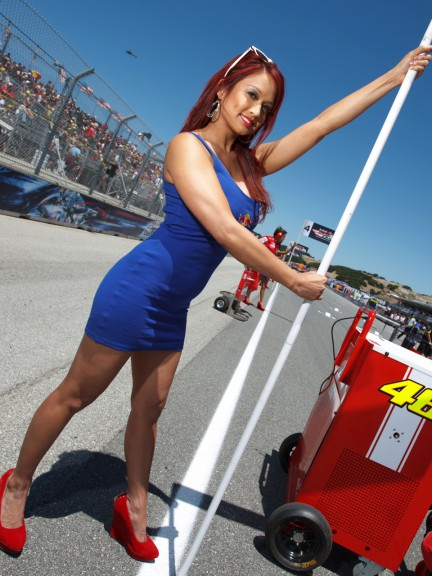 Paddock Girls, Red Bull U.S. Grand Prix