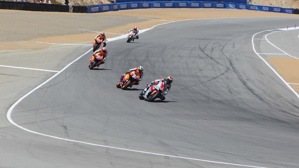 MotoGP, Laguna Seca RAC