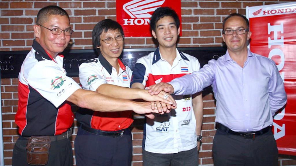 Thai Honda Singha SAG Team