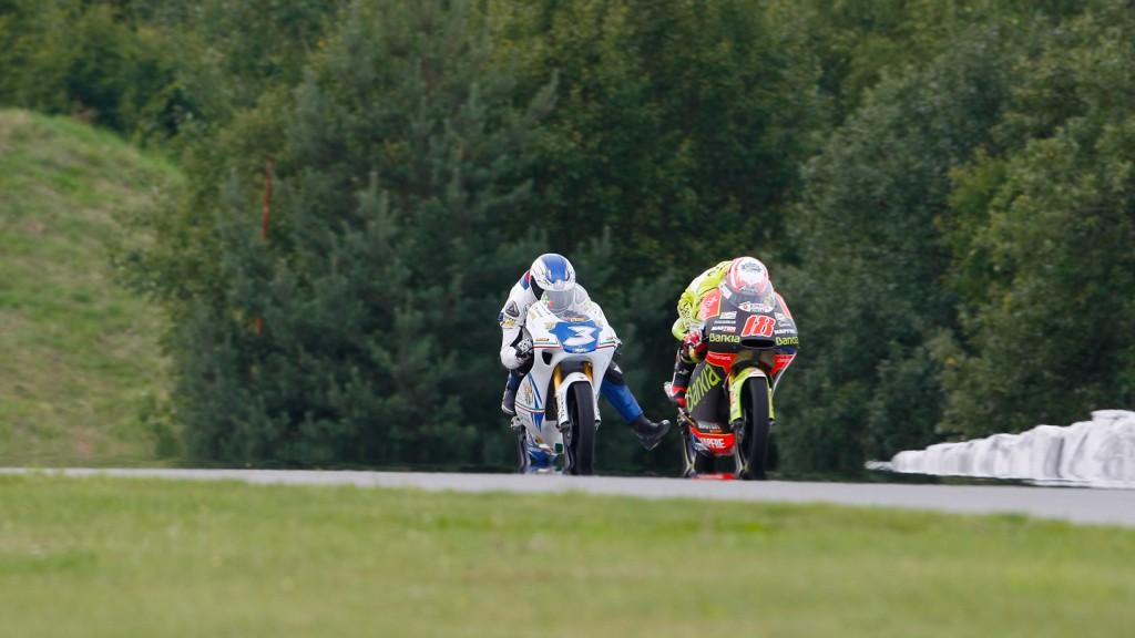 Luigi Morciano, Nico Terol, Team Italia FMI, Bankia Aspar Team 125cc, Brno FP2