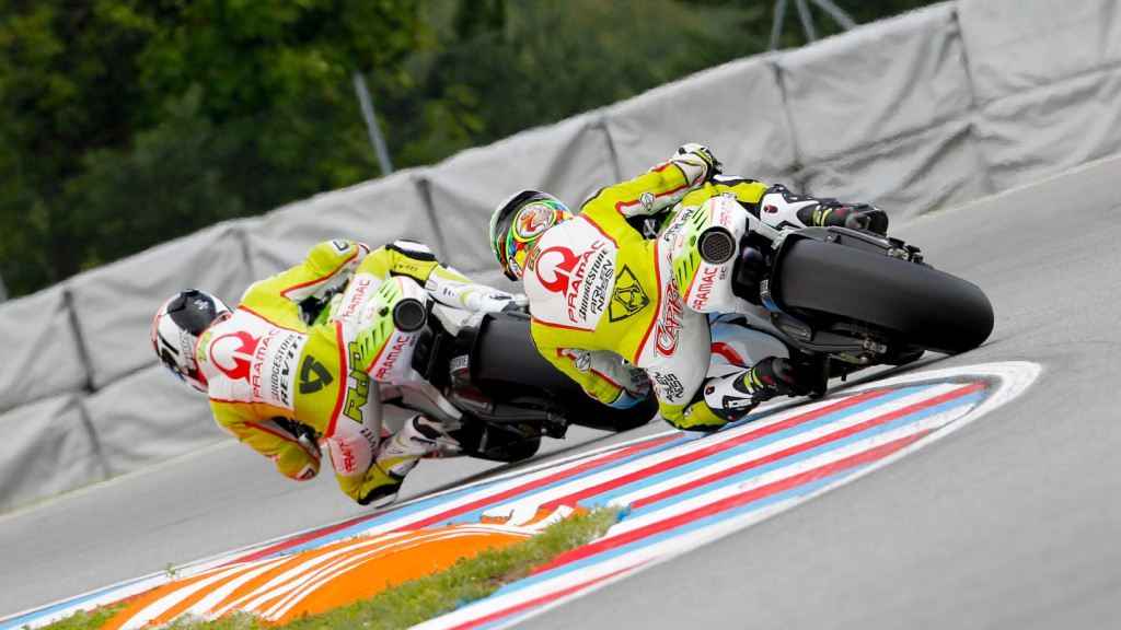 Randy de Puniet, Loris Capirossi, Pramac Racing Team, Brno FP2