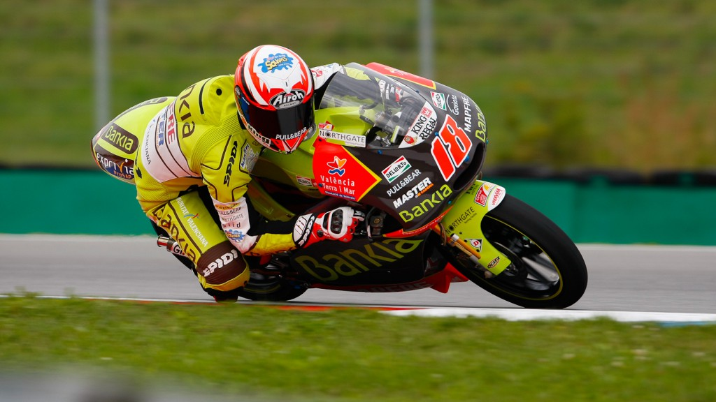 Nico Terol, Bankia Aspar Team 125cc, Brno FP1