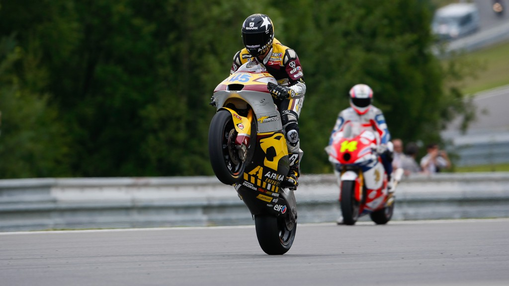 Scott Redding, Marc VDS Racing Team, Brno FP1