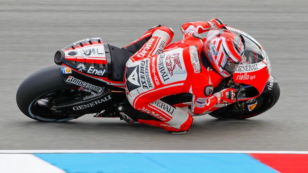 Nicky Hayden, Ducati Team, Brno FP2