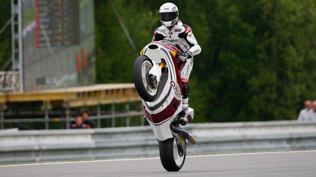 Mashel Al Naimi, QMMF Racing Team, Brno FP1