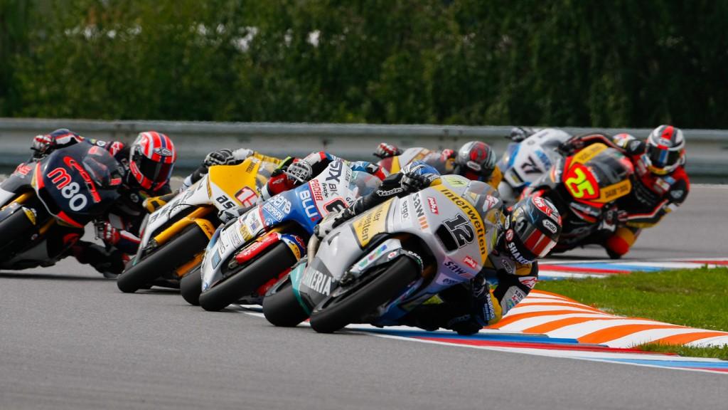 Moto2, Brno FP1