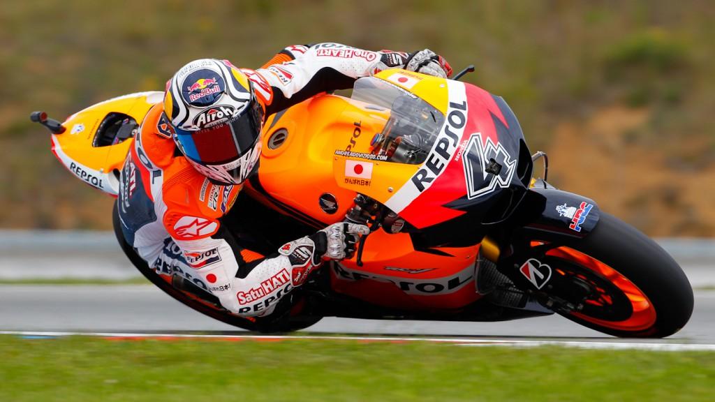 Andrea Dovizioso, Repsol Honda Team, Brno QP