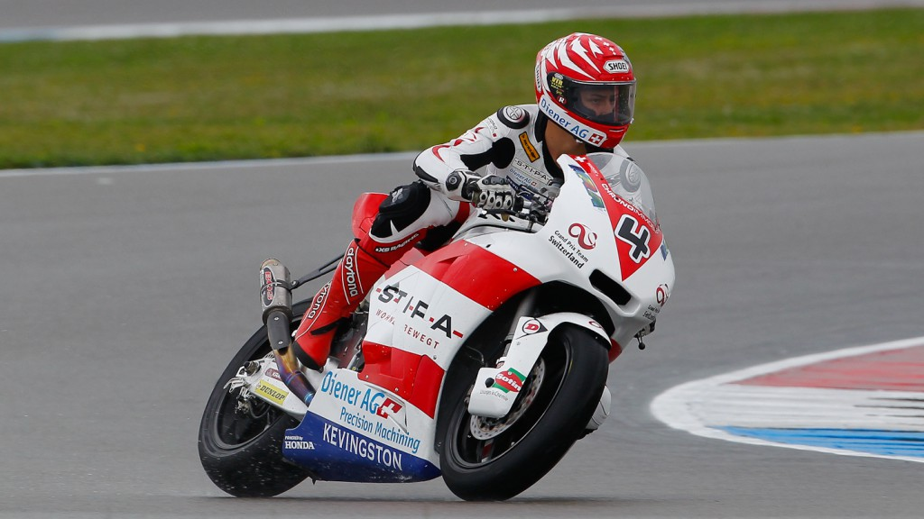Randy Krummenacher, GP Team Switzerland Kiefer Racing
