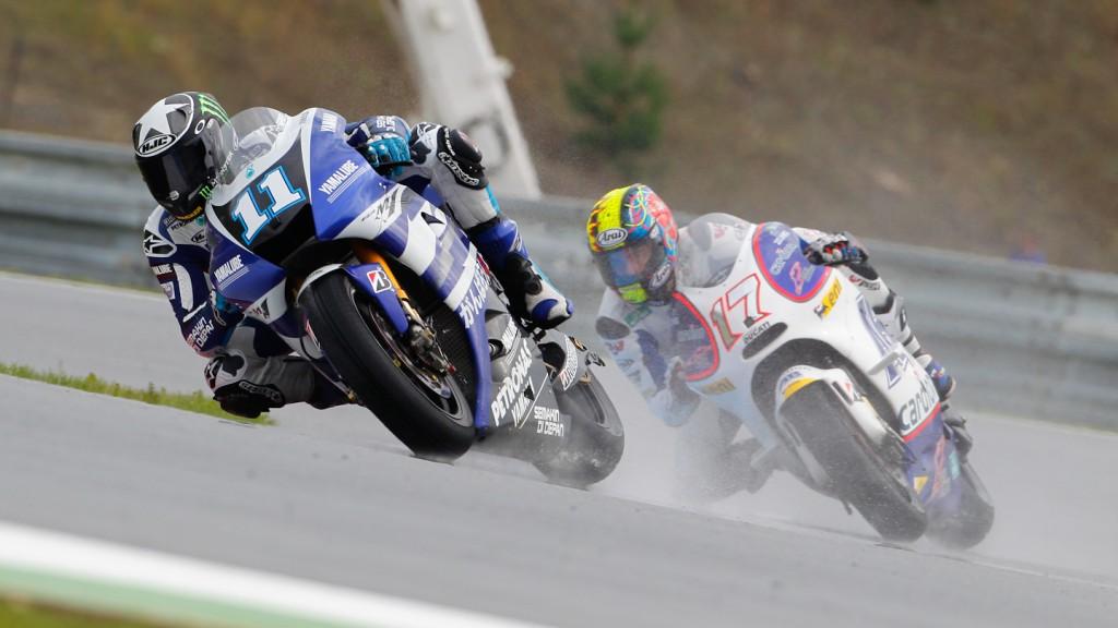 Ben Spies, Karel Abraham, Yamaha Factory Racing, Cardion AB Motoracing, Brno FP3