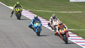 Dani Pedrosa followed up his superb Friday display in qualifying on Saturday, as the Spaniard secured his first pole position of 2011 for Sunday's Cardion ab Grand Prix České republiky race in Brno.