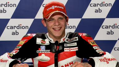 Brno 2011 - Moto2 - QP - Interview - Stefan Bradl
