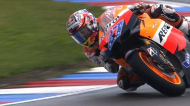 Brno 2011 - MotoGP - FP3 - Highlights