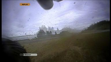 Brno 2011 - MotoGP - FP3 - Action - Casey Stoner - Crash
