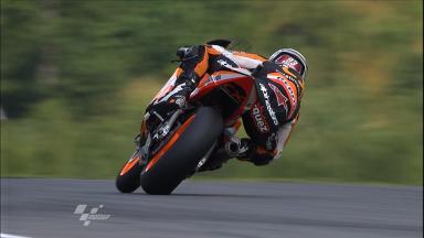 Brno 2011  - Moto2 - QP - Highlights