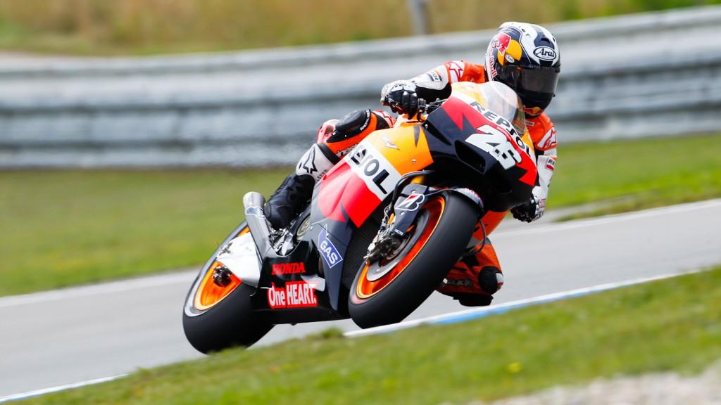 Dani Pedrosa, Repsol Honda Team, Brno QP