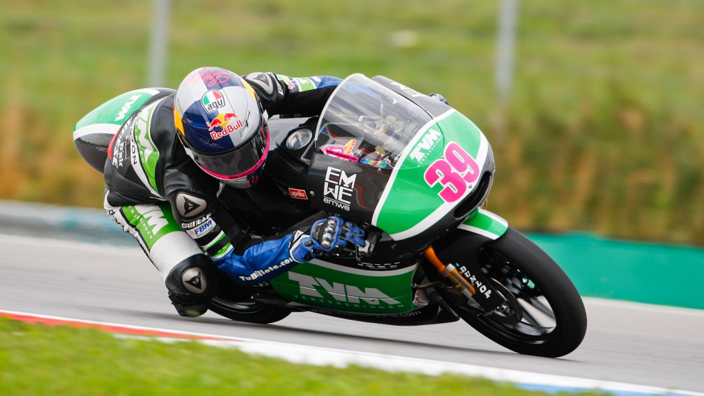 Luis Salom, RW Racing GP, Brno QP
