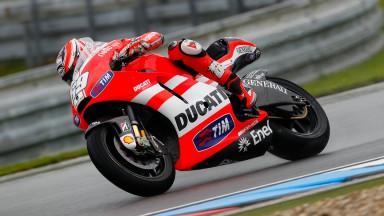 Nicky Hayden, Ducati Team, Brno QP