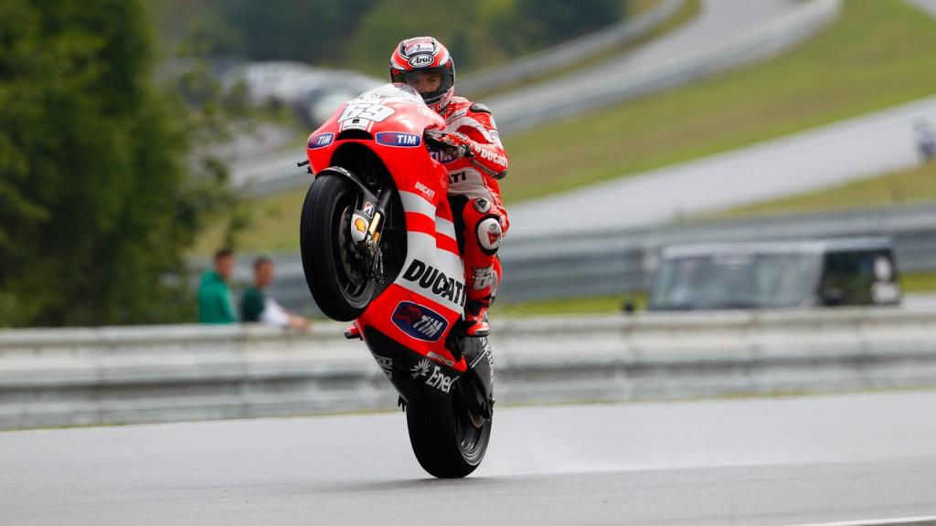 Nicky Hayden, Ducati Team, Brno FP3