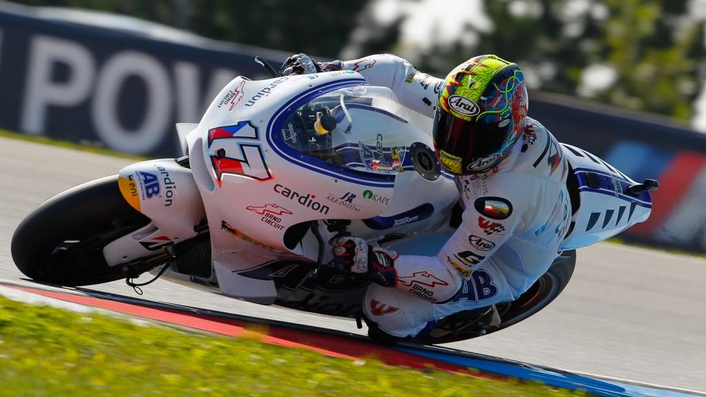 Karel Abraham, Cardion AB Motoracing, Brno RAC