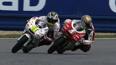 Brno 2011 - 125cc - Race - Action - Cortese and Zarco